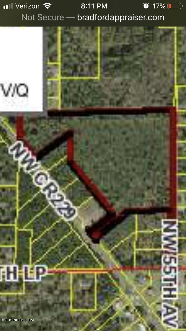 0 CR 229, STARKE, FLORIDA 32091, ,Vacant land,For sale,CR 229,992005
