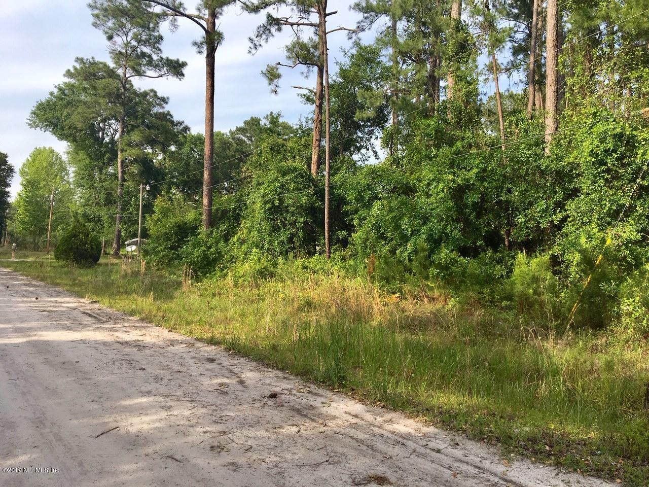 0 162ND, STARKE, FLORIDA 32091, ,Vacant land,For sale,162ND,991241