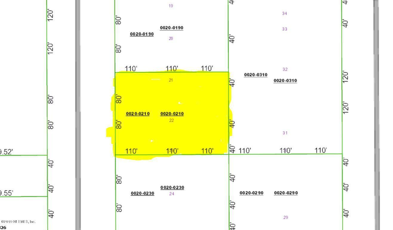 204 MARION, INTERLACHEN, FLORIDA 32148, ,Vacant land,For sale,MARION,994908