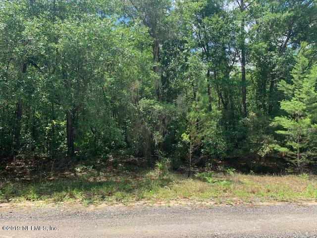 111 SARASOTA, FLORAHOME, FLORIDA 32140, ,Vacant land,For sale,SARASOTA,995173