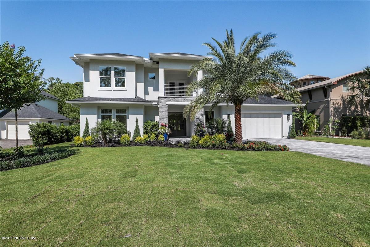 125 BELVEDERE, PONTE VEDRA BEACH, FLORIDA 32082, 4 Bedrooms Bedrooms, ,5 BathroomsBathrooms,Residential - single family,For sale,BELVEDERE,996013