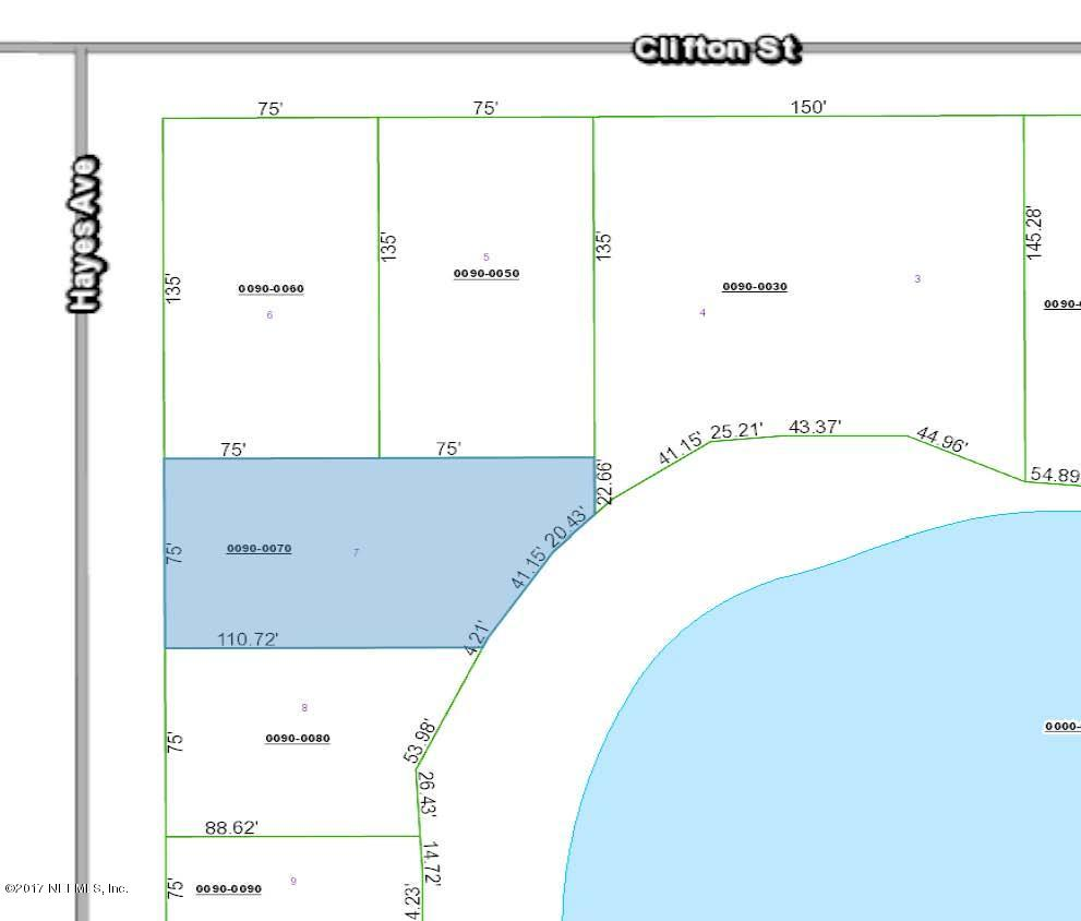 104 HAYES, INTERLACHEN, FLORIDA 32148, ,Vacant land,For sale,HAYES,996251