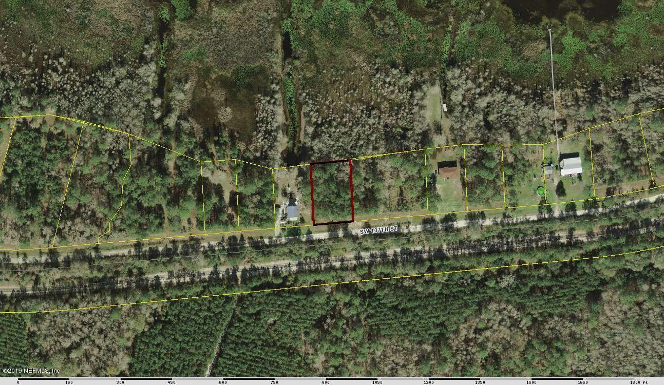 0 137TH, STARKE, FLORIDA 32091, ,Vacant land,For sale,137TH,996293