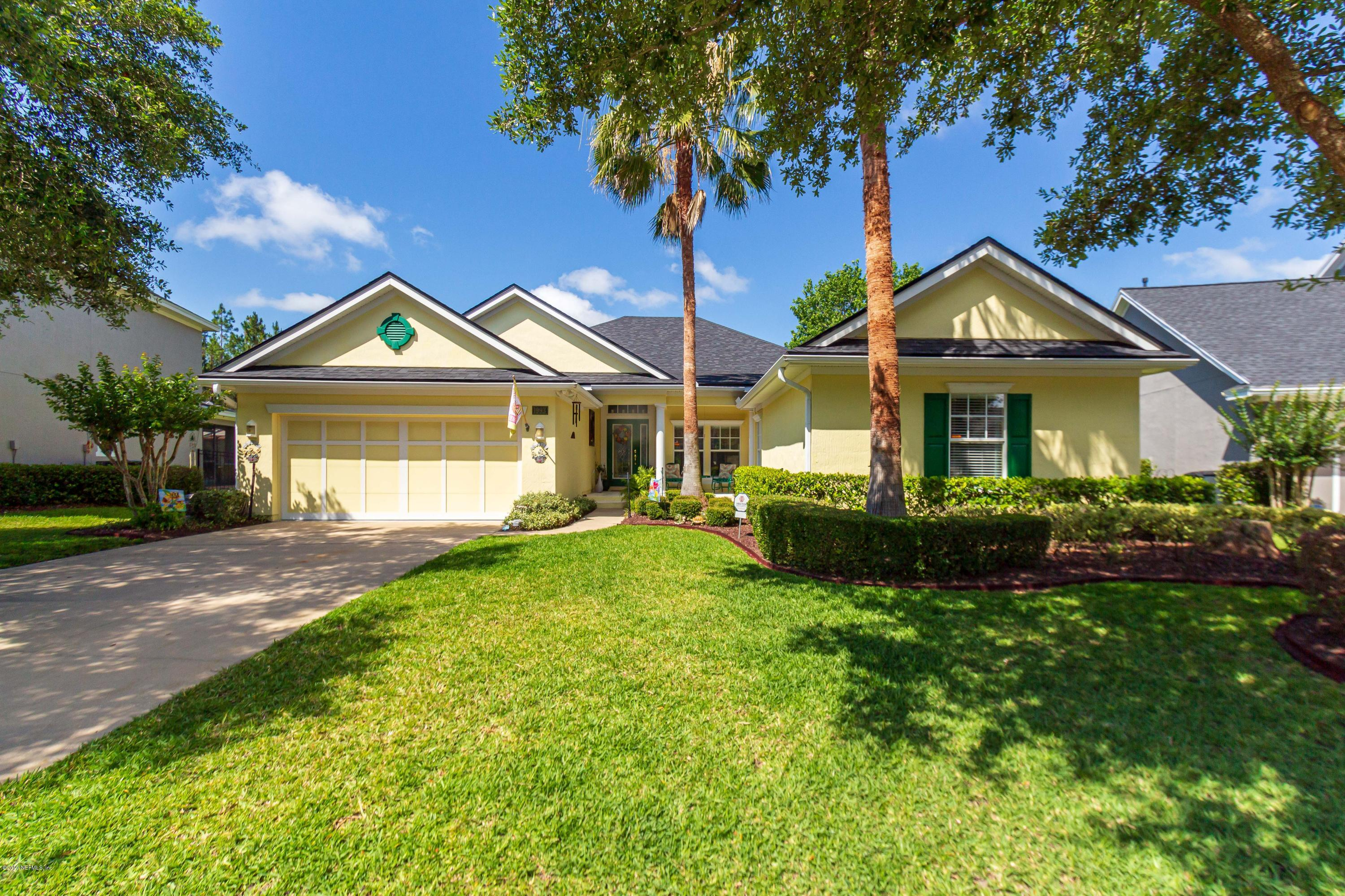 1993 GLENFIELD CROSSING CT ST AUGUSTINE - 1