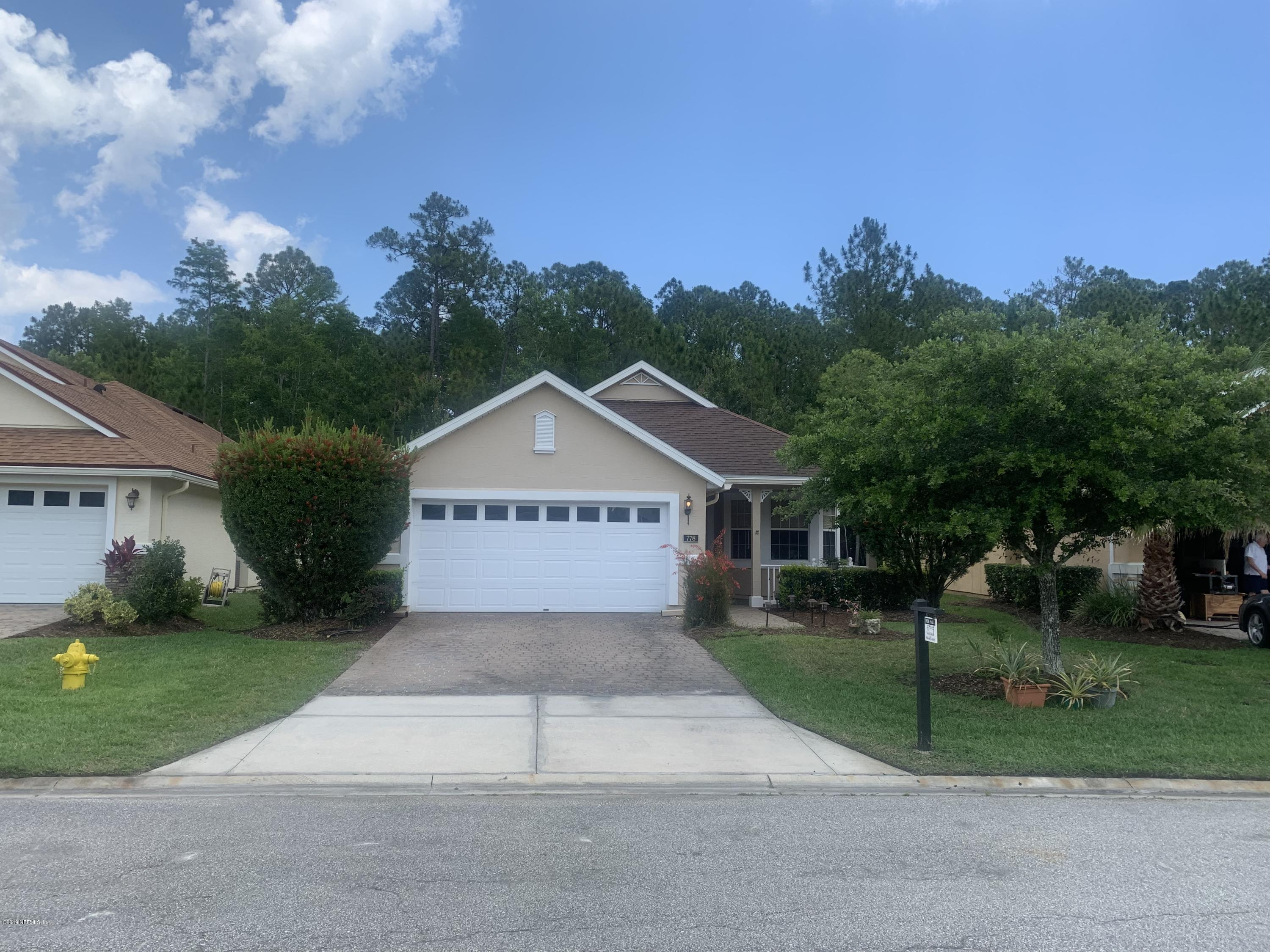 778 COPPERHEAD CIR ST AUGUSTINE - 1