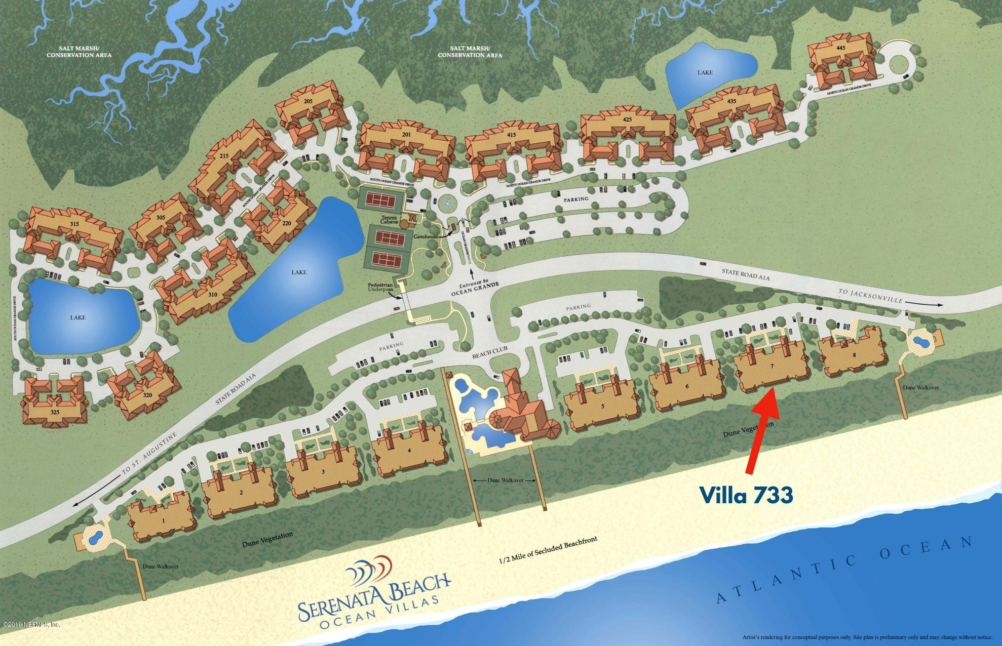 230 SERENATA DR PONTE VEDRA BEACH - 34