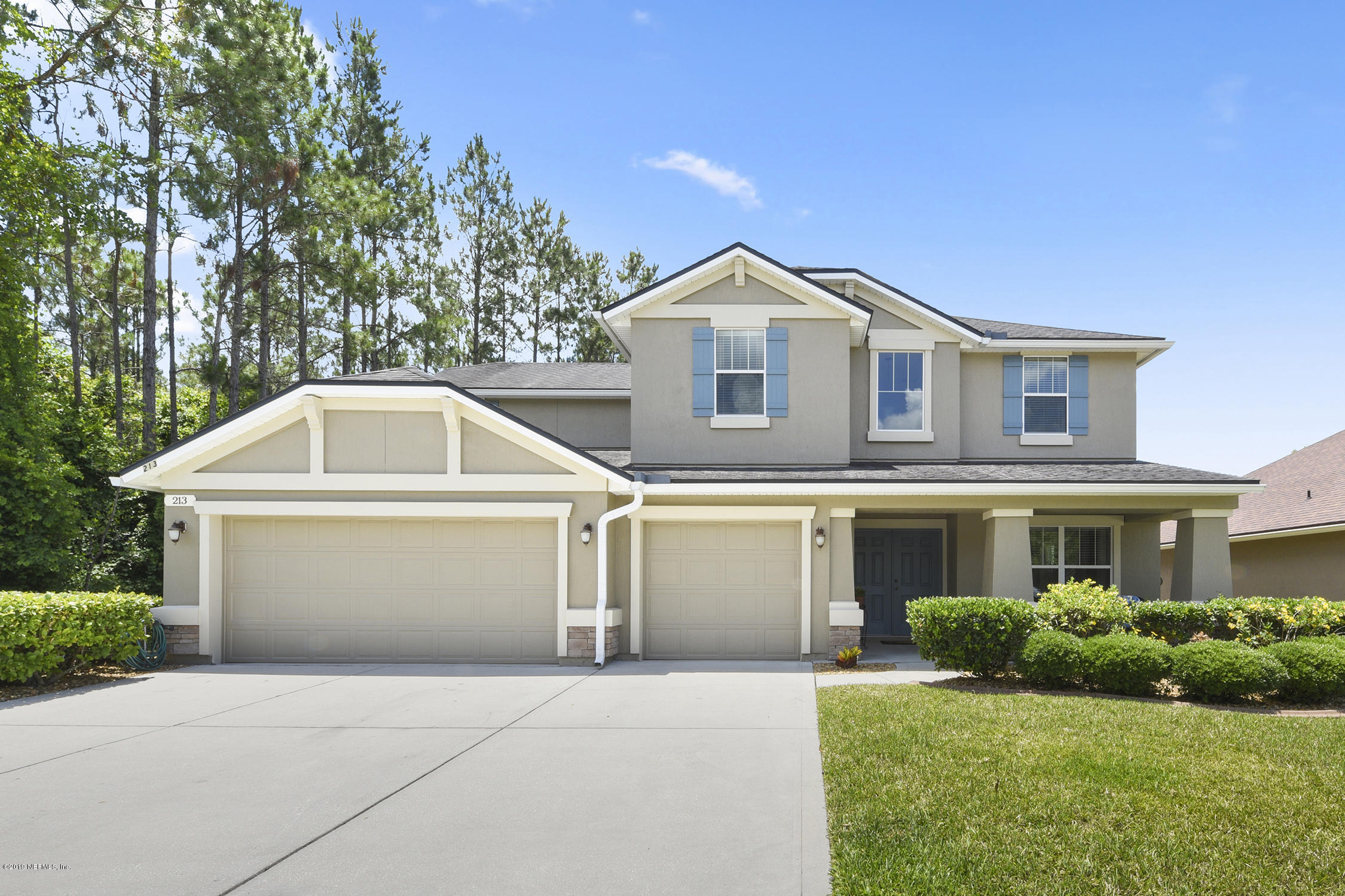 213 WILLOW WINDS PKWY ST JOHNS - 1