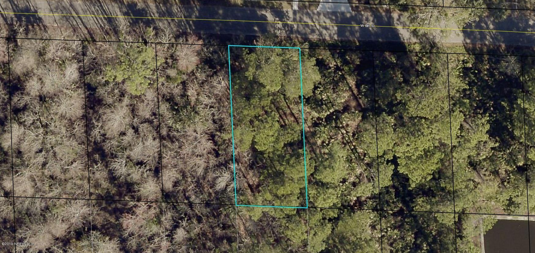 0 6TH, ST AUGUSTINE, FLORIDA 32084, ,Vacant land,For sale,6TH,997053