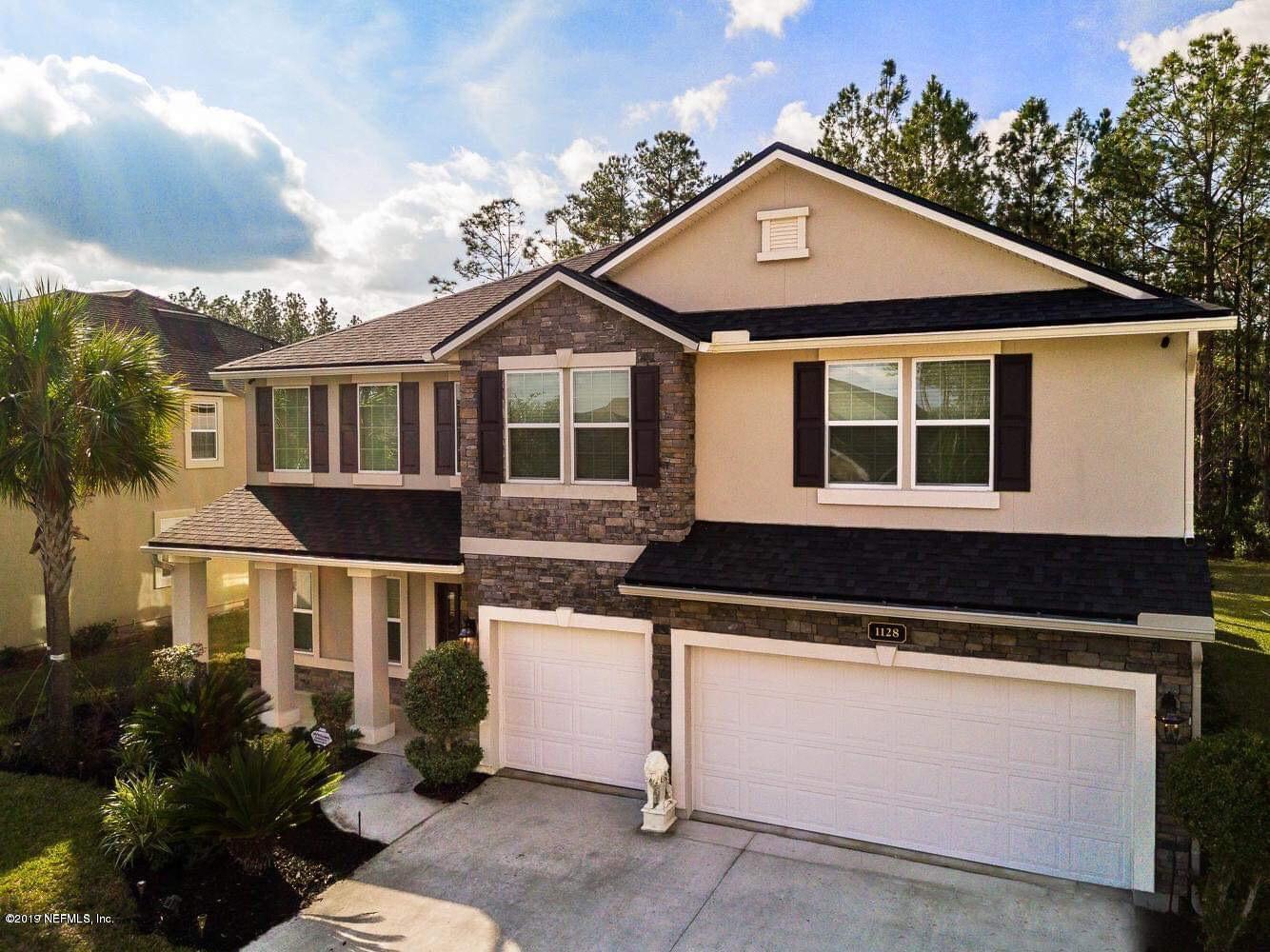 Admirable 1128 Southern Hills Dr Orange Park Fl 32065 Donna Download Free Architecture Designs Aeocymadebymaigaardcom