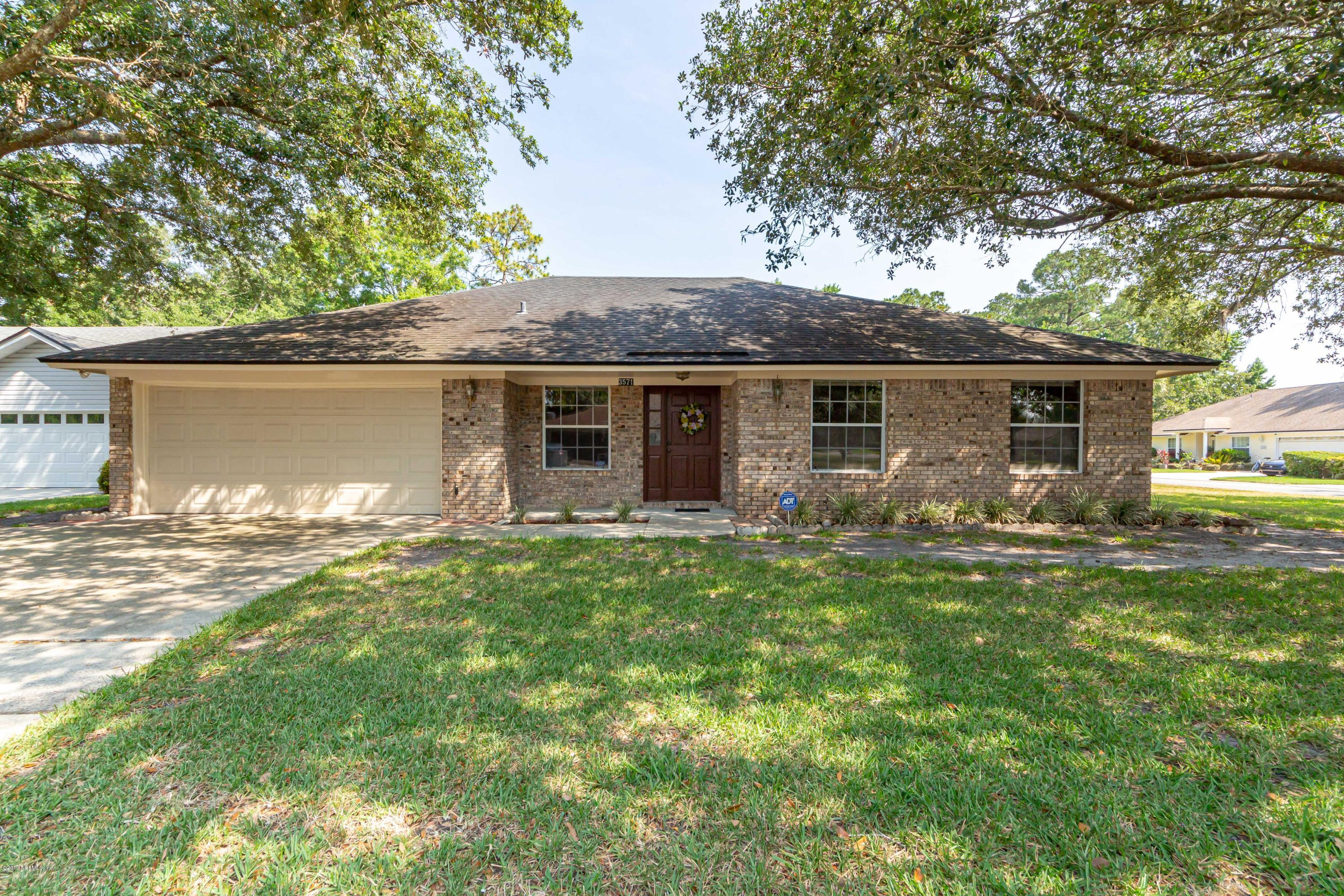 3571 LAZY WILLOW CT JACKSONVILLE - 1