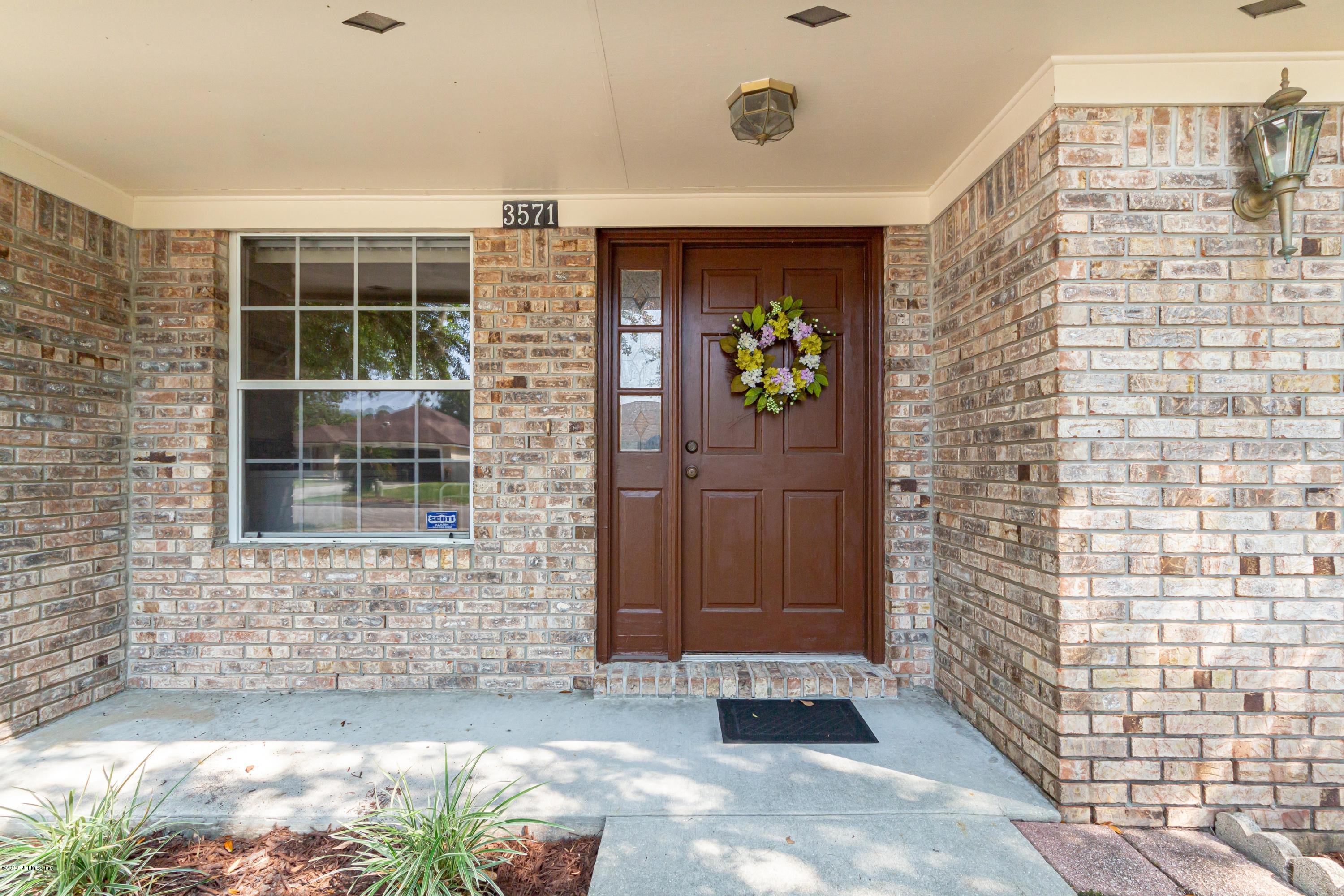 3571 LAZY WILLOW CT JACKSONVILLE - 3