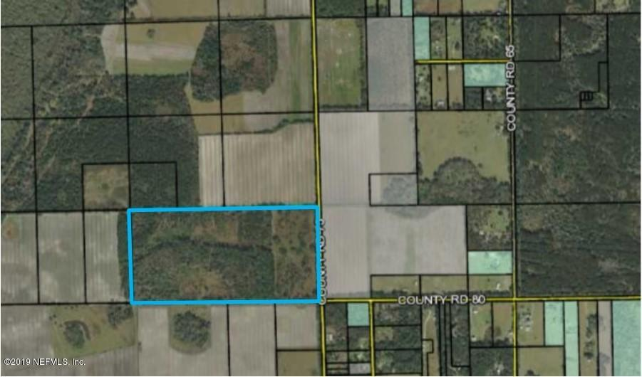0 COUNTY RD 75, BUNNELL, FLORIDA 32110, ,Vacant land,For sale,COUNTY RD 75,998966