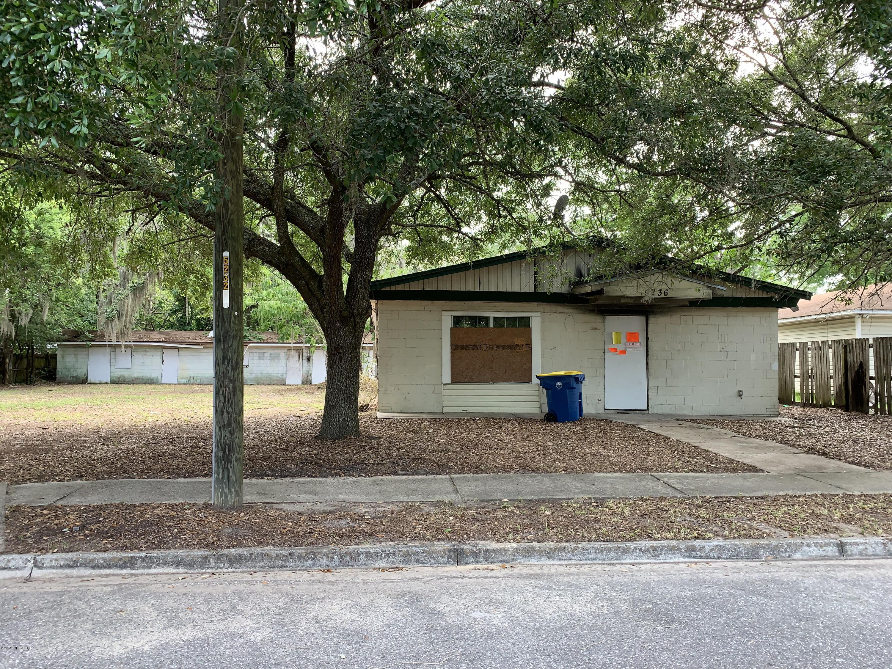 5236 CORD AVE JACKSONVILLE - 1
