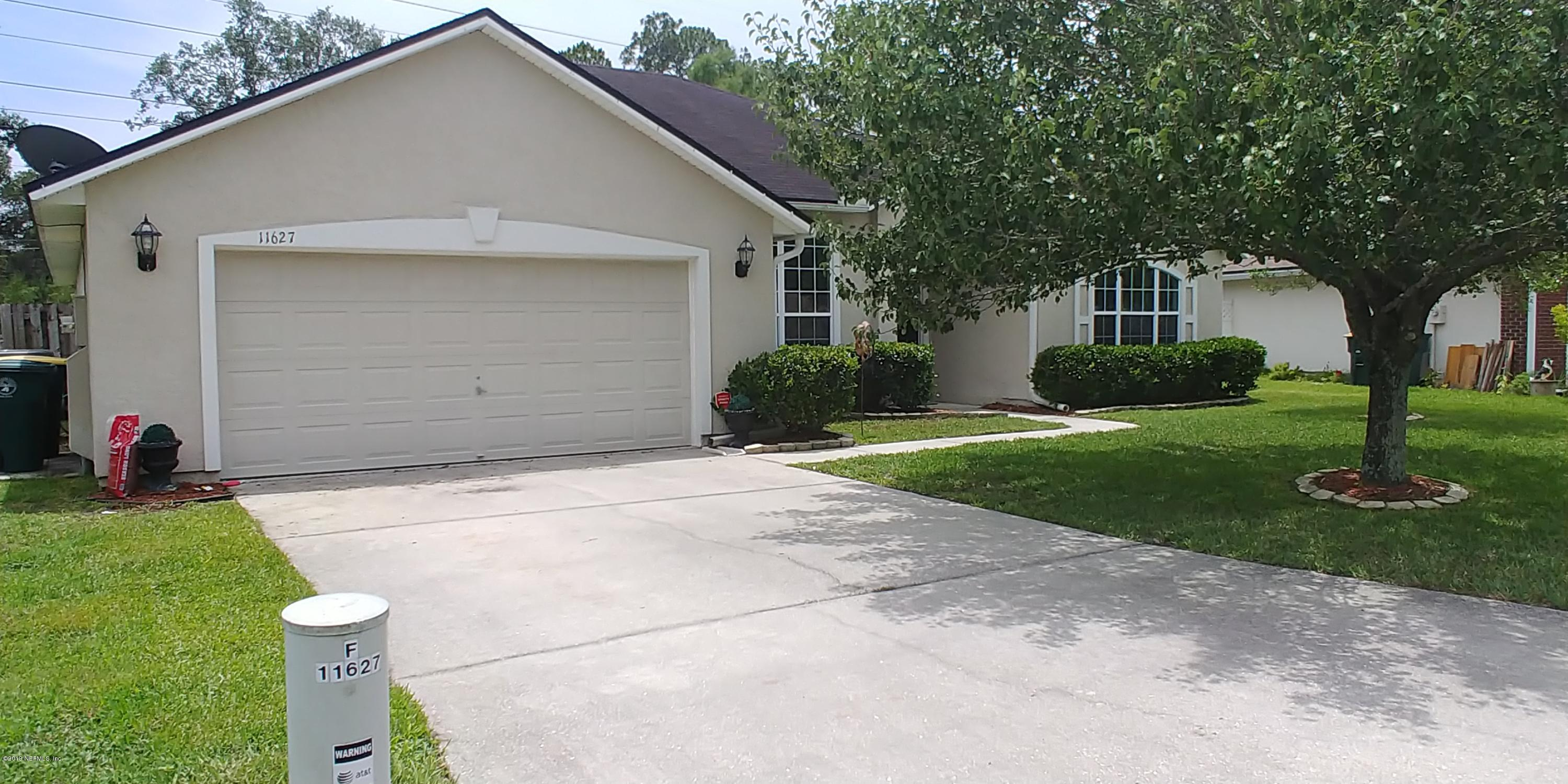 11627 COLLINS CREEK DR JACKSONVILLE - 1