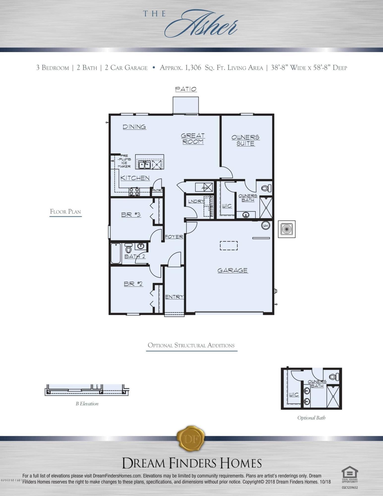 3082 GREYWOOD LN ORANGE PARK - 13