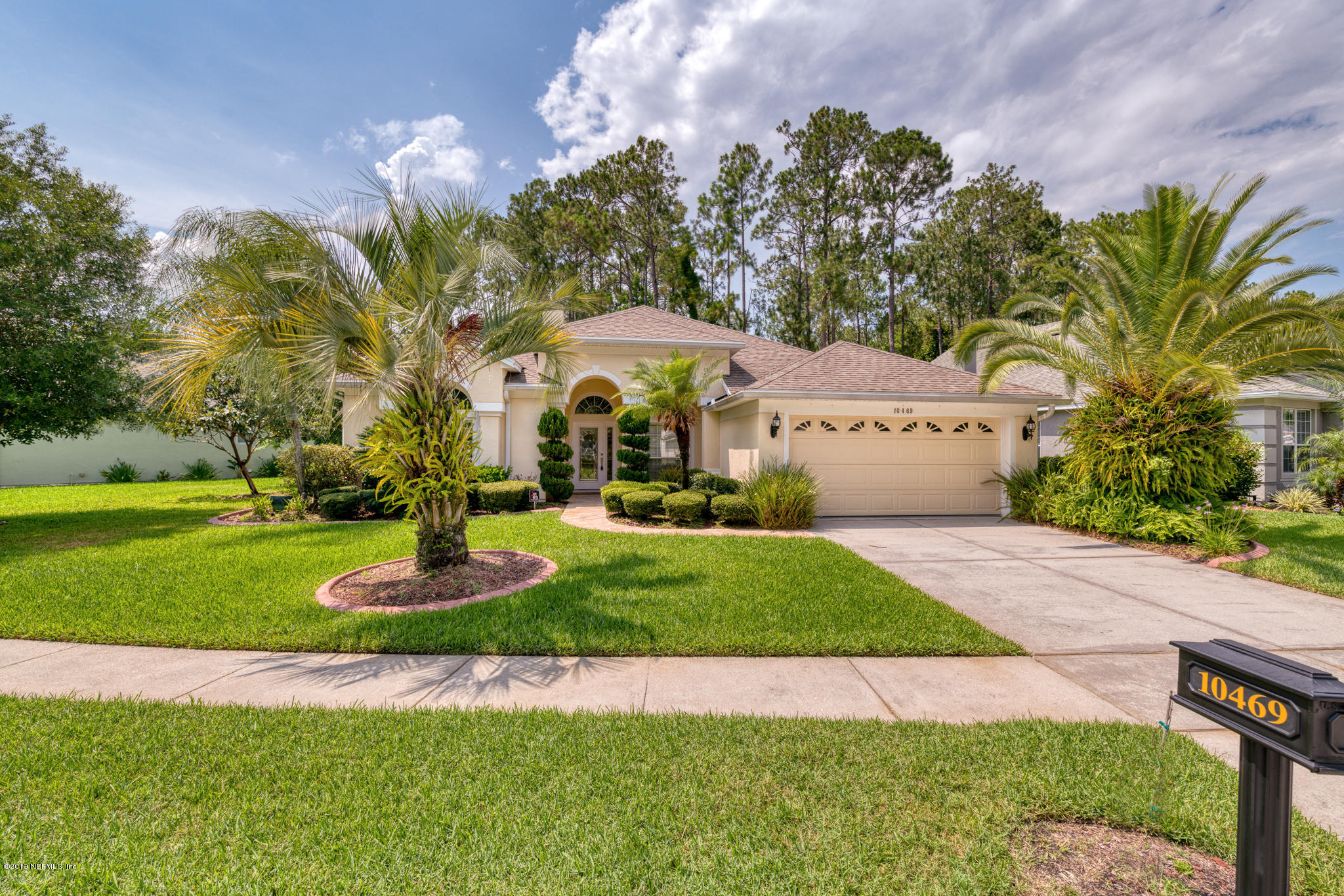 10469 CRESTON GLEN CIR JACKSONVILLE - 1