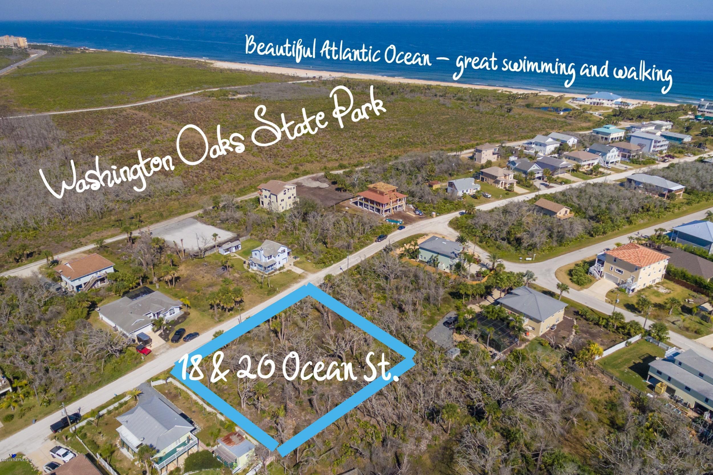 18 OCEAN, PALM COAST, FLORIDA 32137, ,Vacant land,For sale,OCEAN,990902
