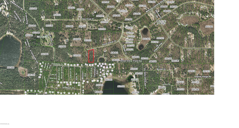 0 SILVER DOLLAR, HAWTHORNE, FLORIDA 32640, ,Vacant land,For sale,SILVER DOLLAR,1001665