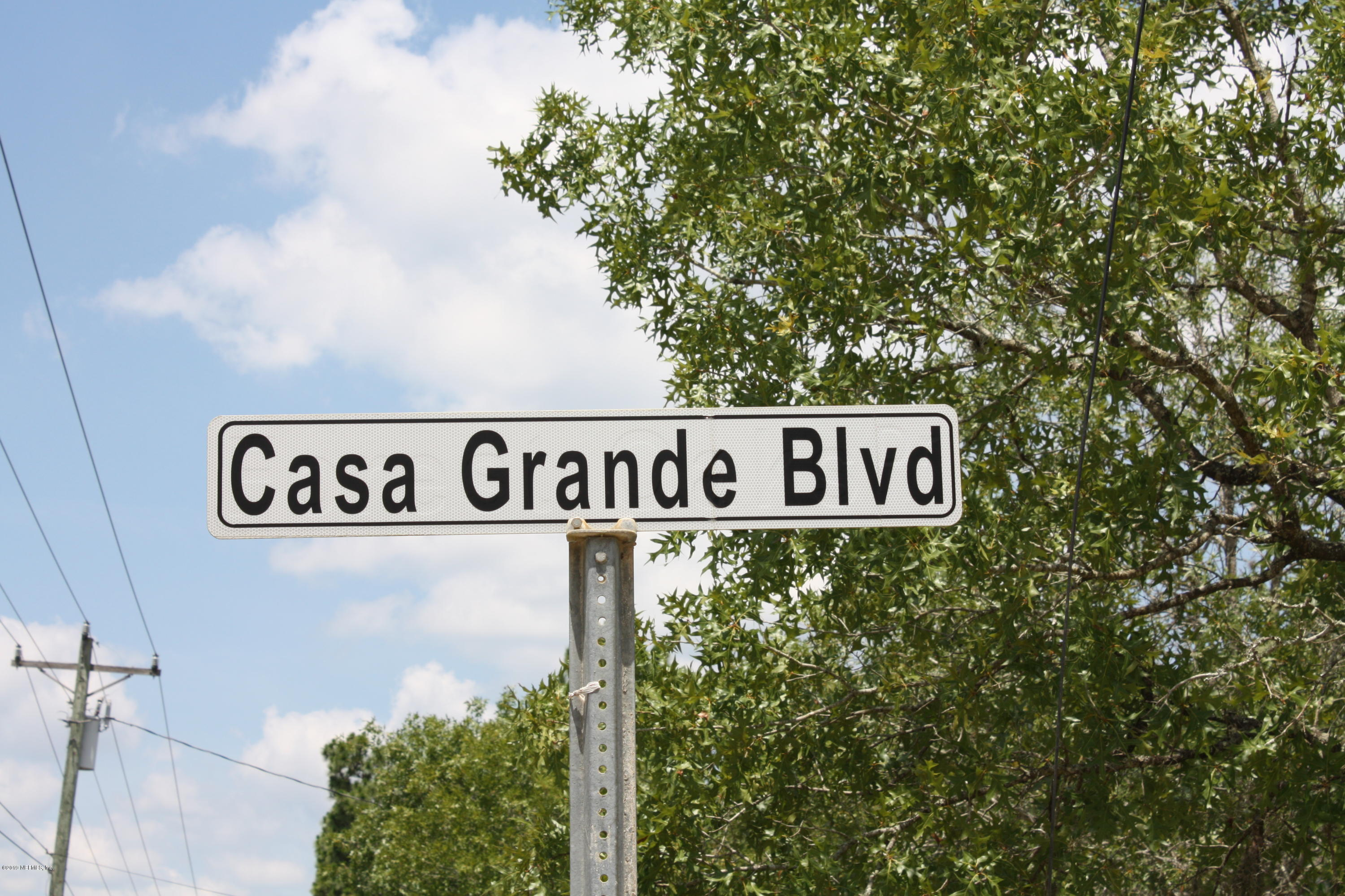 7612 CASA GRANDE- KEYSTONE HEIGHTS- FLORIDA 32656, ,Vacant land,For sale,CASA GRANDE,1002558