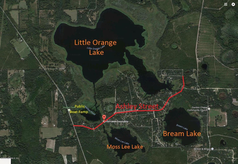 616 LITTLE ORANGE LAKE, HAWTHORNE, FLORIDA 32640, ,Vacant land,For sale,LITTLE ORANGE LAKE,1002527