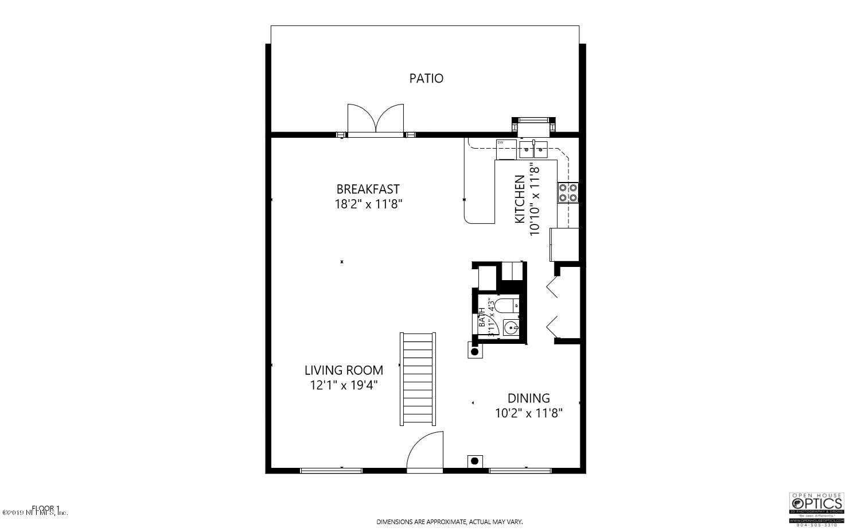 2233 SEMINOLE- ATLANTIC BEACH- FLORIDA 32233, 3 Bedrooms Bedrooms, ,2 BathroomsBathrooms,Condo,For sale,SEMINOLE,1004329