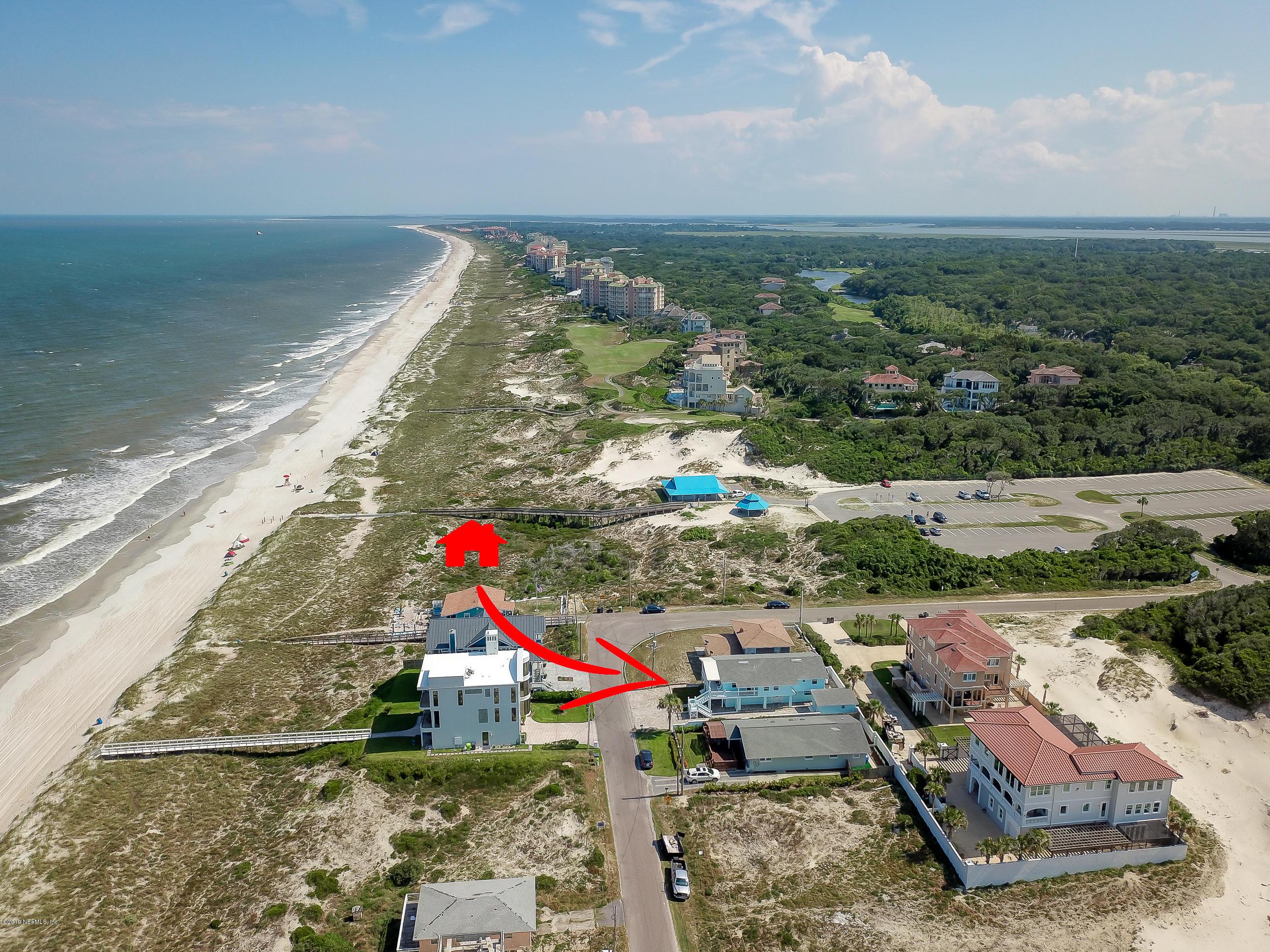 5603 GREGG, FERNANDINA BEACH, FLORIDA 32034, 7 Bedrooms Bedrooms, ,6 BathroomsBathrooms,Residential,For sale,GREGG,1005244