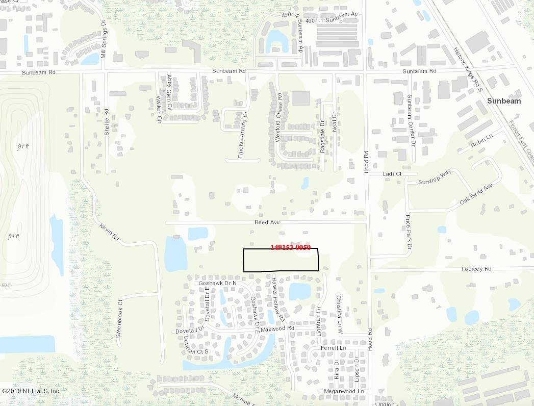 0 REED, JACKSONVILLE, FLORIDA 32257, ,Vacant land,For sale,REED,1007267