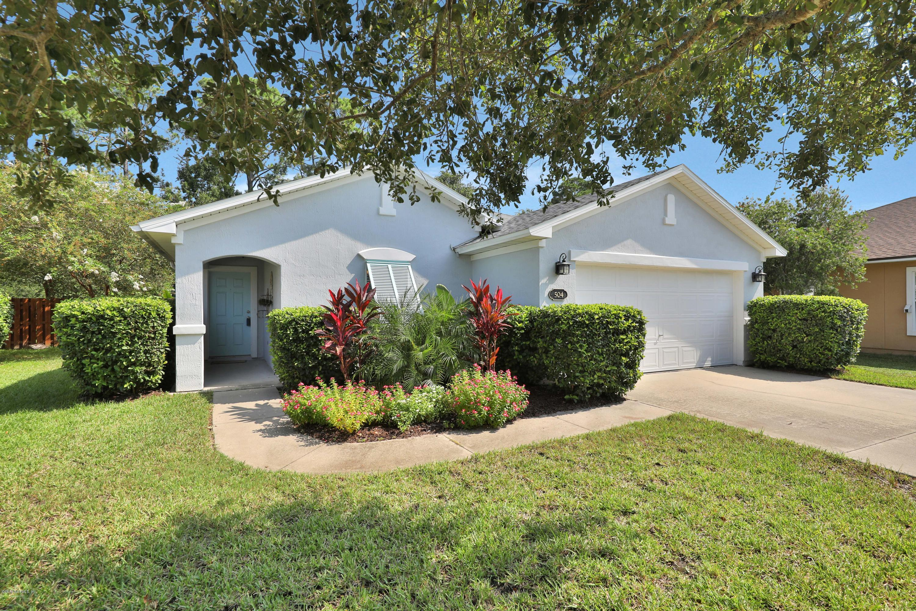 504 KNOLLE CT ST AUGUSTINE - 1
