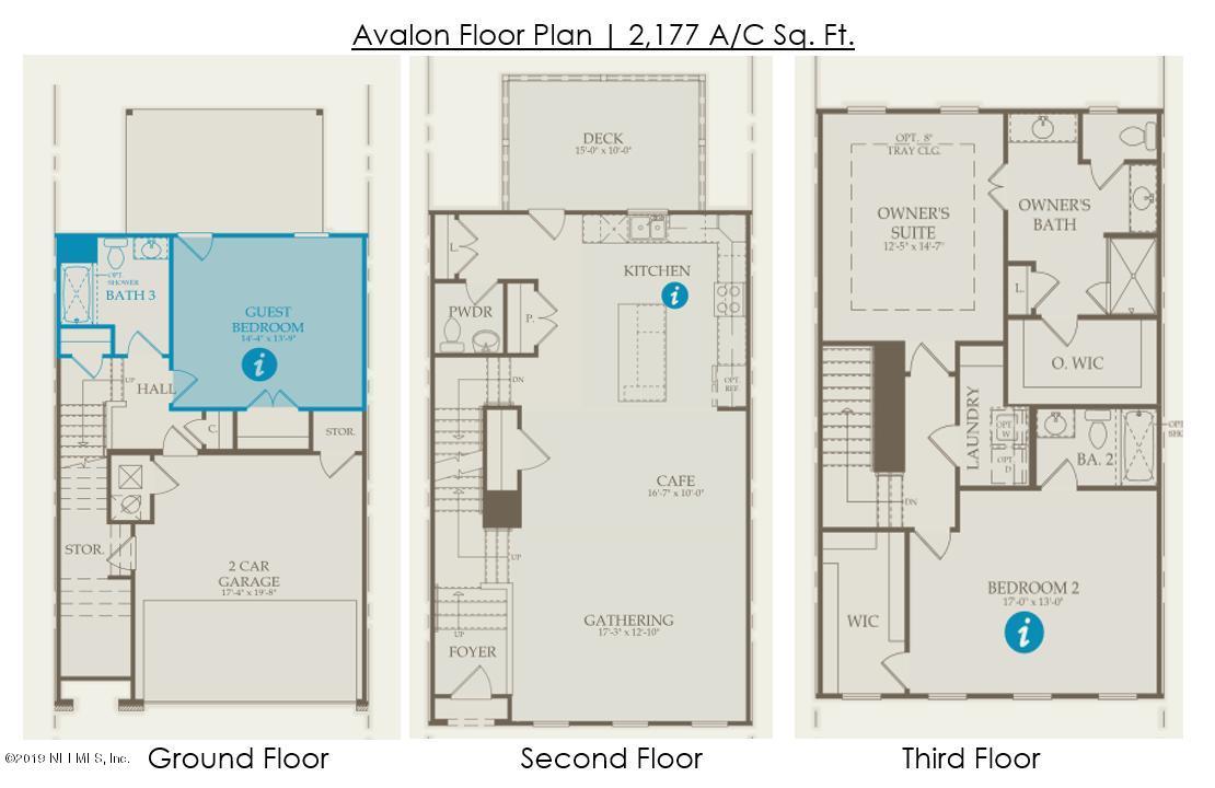 77 SPRING TIDE- PONTE VEDRA- FLORIDA 32081, 3 Bedrooms Bedrooms, ,3 BathroomsBathrooms,Condo,For sale,SPRING TIDE,1011145