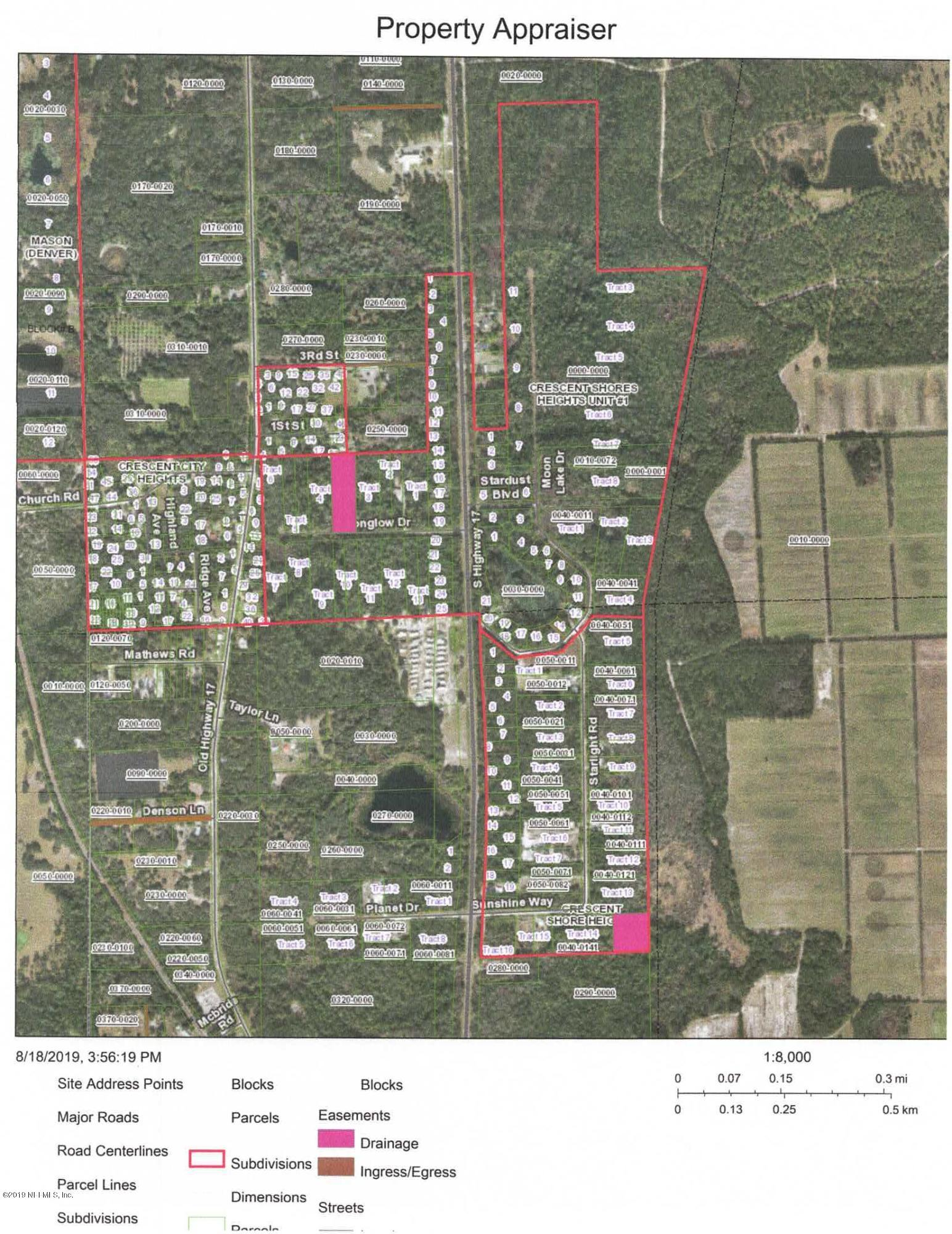 2765 HIGHWAY 17, CRESCENT CITY, FLORIDA 32112, ,Vacant land,For sale,HIGHWAY 17,1011589