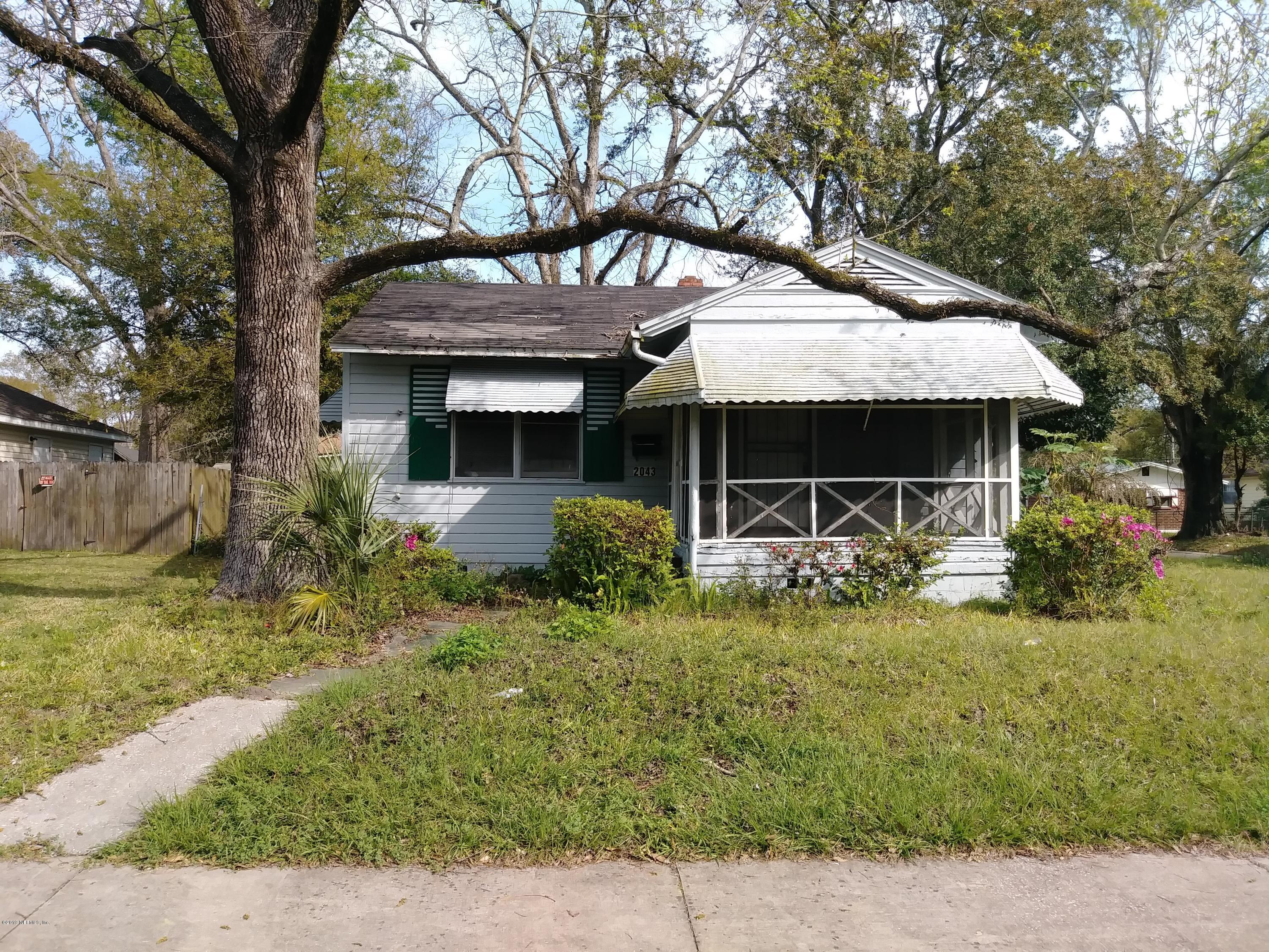2043 15TH, JACKSONVILLE, FLORIDA 32209, 2 Bedrooms Bedrooms, ,1 BathroomBathrooms,Investment / MultiFamily,For sale,15TH,1012674