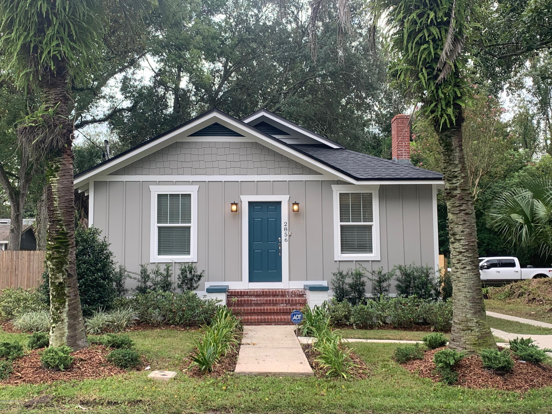 2856 ROSSELLE, JACKSONVILLE, FLORIDA 32205, 4 Bedrooms Bedrooms, ,2 BathroomsBathrooms,Residential,For sale,ROSSELLE,1013624