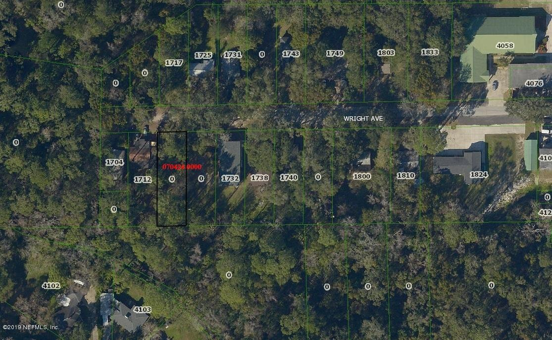 0 WRIGHT, JACKSONVILLE, FLORIDA 32207, ,Vacant land,For sale,WRIGHT,1013706