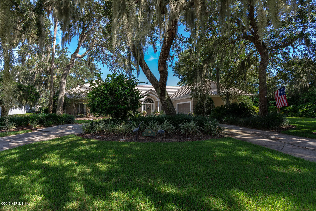 100 HERITAGE- PONTE VEDRA BEACH- FLORIDA 32082, 3 Bedrooms Bedrooms, ,3 BathroomsBathrooms,Residential - single family,For sale,HERITAGE,1014033