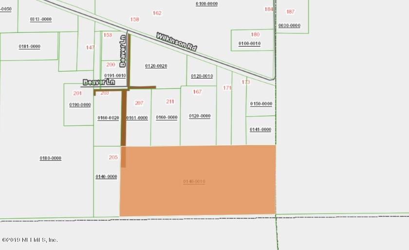 0 BEAVER, PALATKA, FLORIDA 32177, ,Vacant land,For sale,BEAVER,1014596