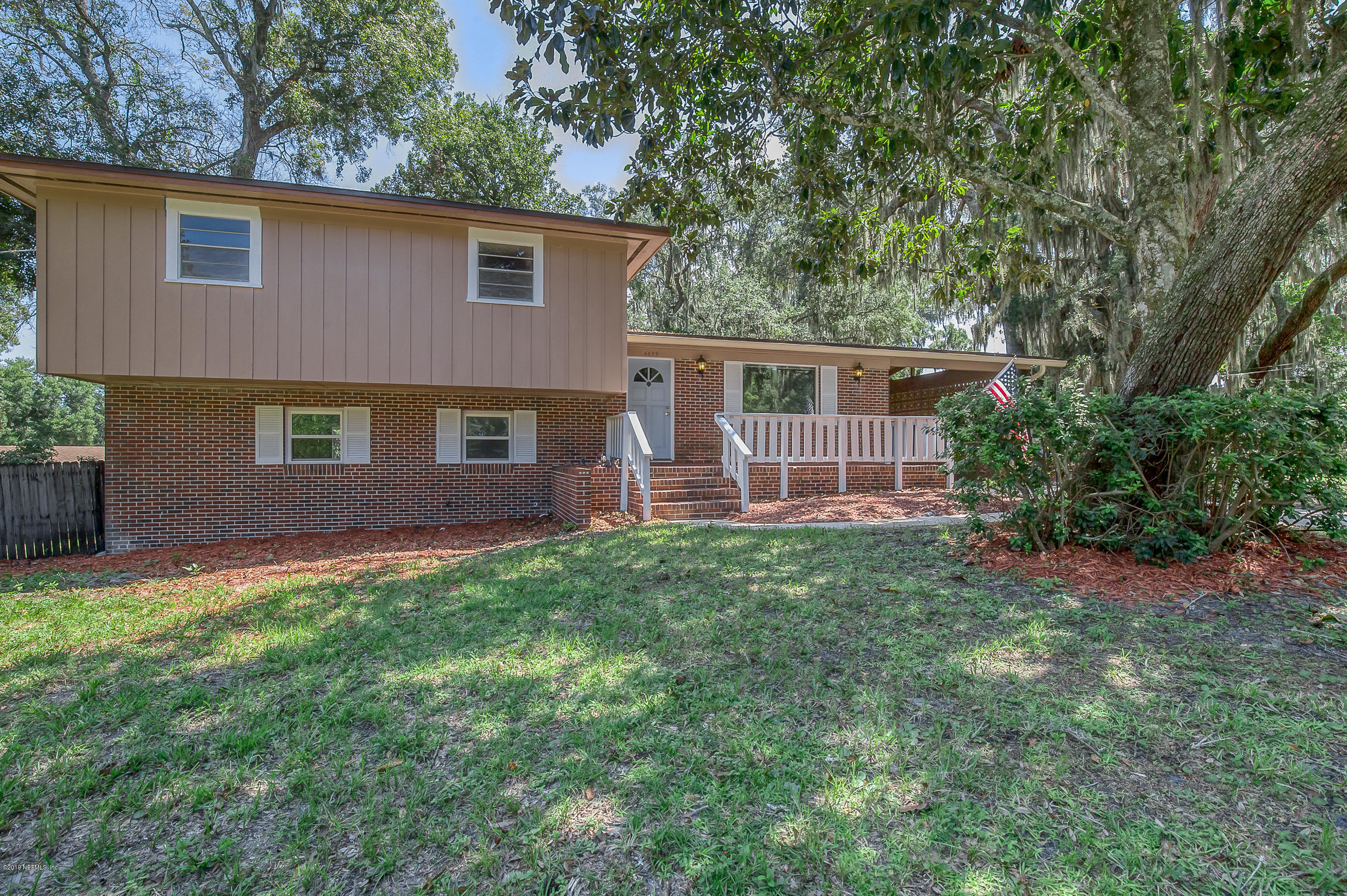 4659 BLUFF AVE, JACKSONVILLE, FLORIDA