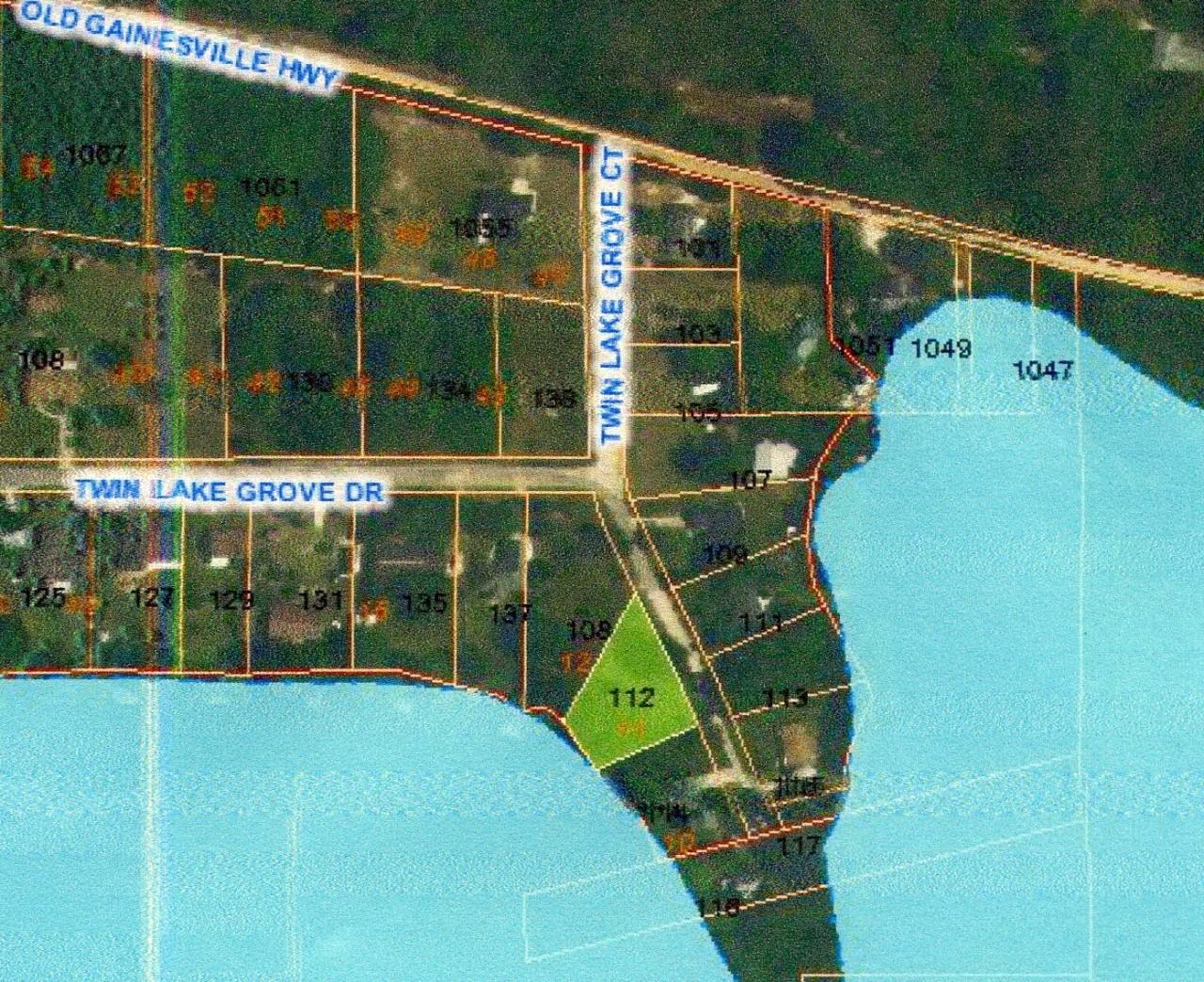 112 TWIN LAKE GROVE, INTERLACHEN, FLORIDA 32148, ,Vacant land,For sale,TWIN LAKE GROVE,1015155