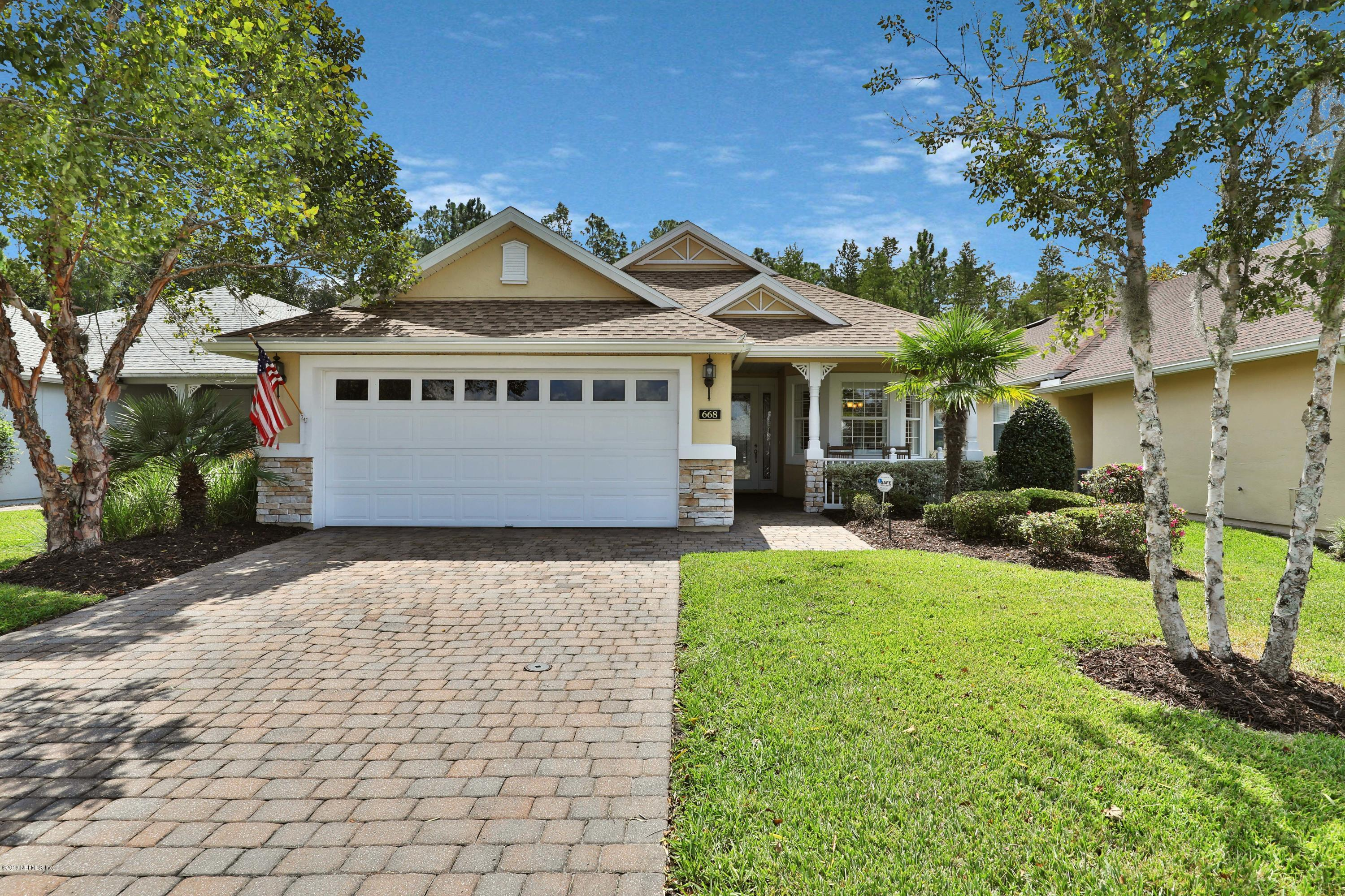 668 COPPERHEAD, ST AUGUSTINE, FLORIDA 32092, 3 Bedrooms Bedrooms, ,2 BathroomsBathrooms,Residential - single family,For sale,COPPERHEAD,1015215