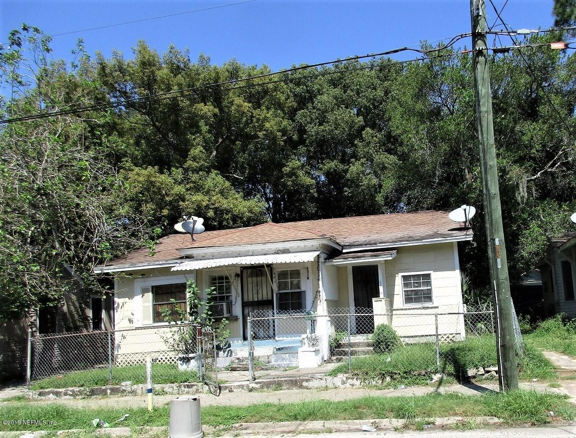 631 LONG BRANCH- JACKSONVILLE- FLORIDA 32206, 3 Bedrooms Bedrooms, ,2 BathroomsBathrooms,Residential Income,For sale,LONG BRANCH,1016175