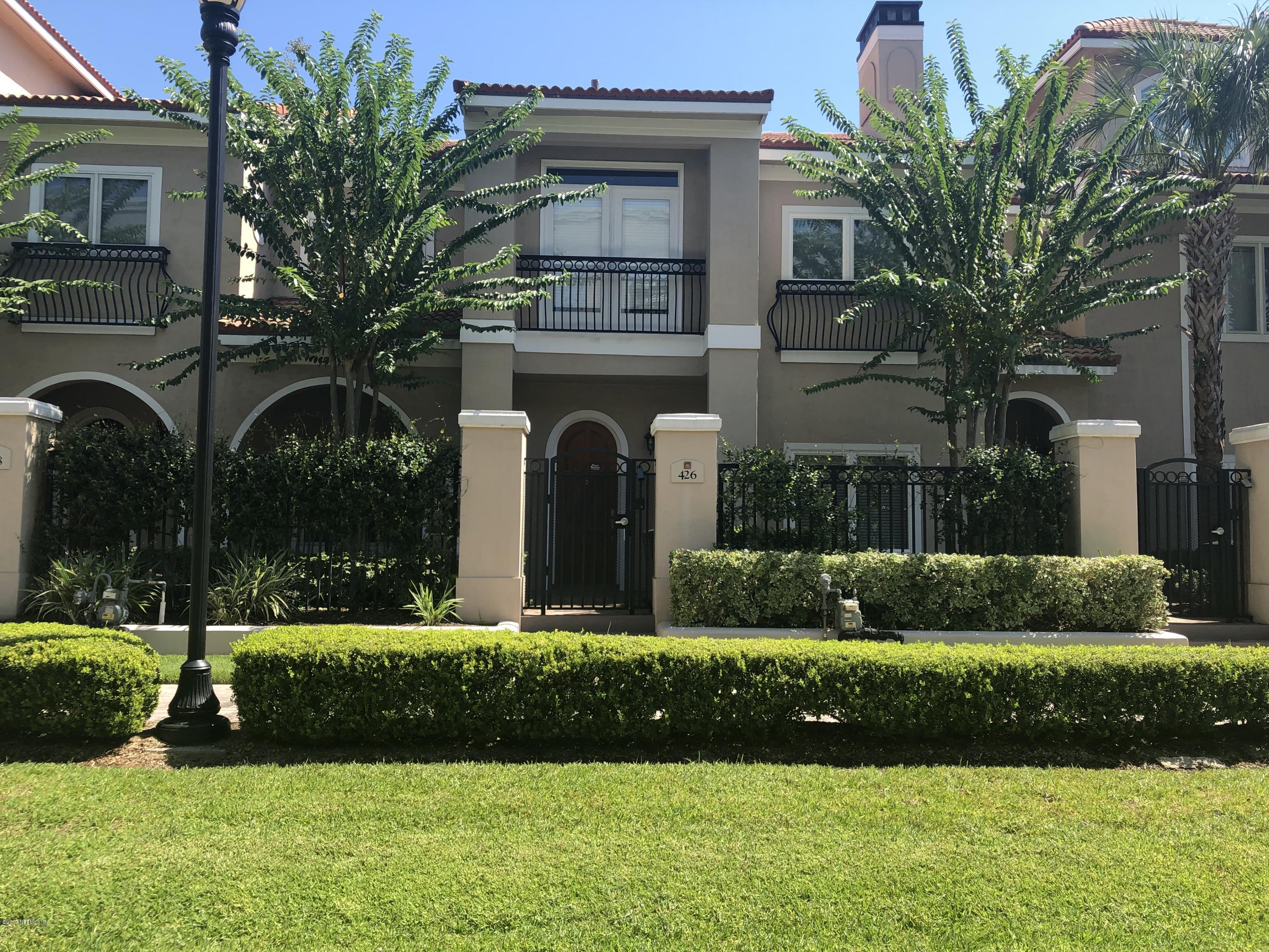 426 BAY, JACKSONVILLE, FLORIDA 32202, 3 Bedrooms Bedrooms, ,2 BathroomsBathrooms,Residential - townhome,For sale,BAY,1016914