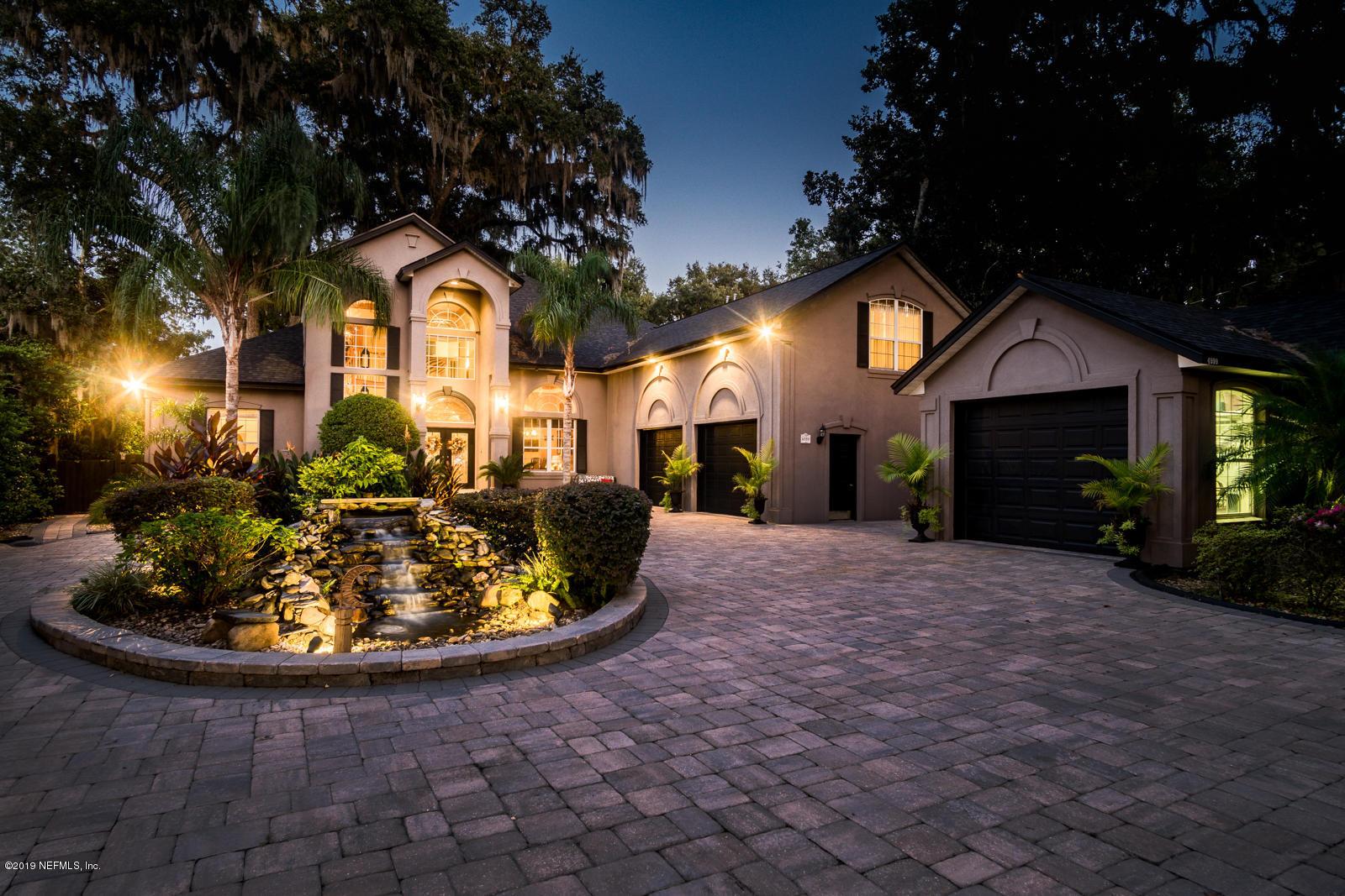 4999 HARVEY GRANT, ORANGE PARK, FLORIDA 32003, 4 Bedrooms Bedrooms, ,5 BathroomsBathrooms,Residential,For sale,HARVEY GRANT,1016866