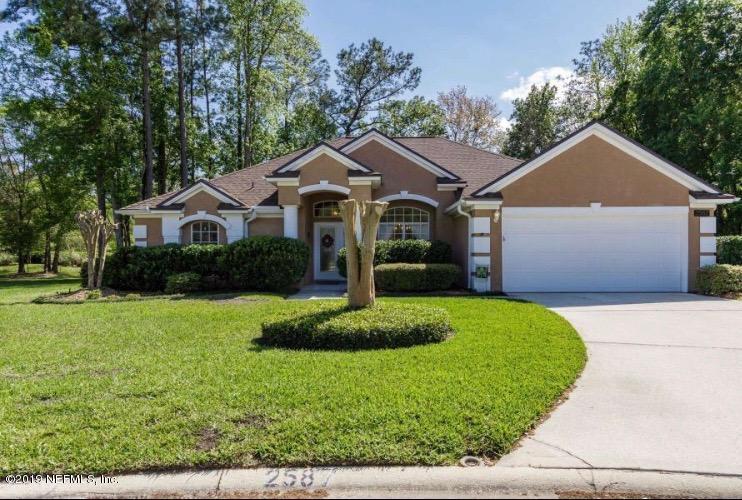 2587 ASHBURY- ORANGE PARK- FLORIDA 32073, 4 Bedrooms Bedrooms, ,3 BathroomsBathrooms,Residential - single family,For sale,ASHBURY,1017473