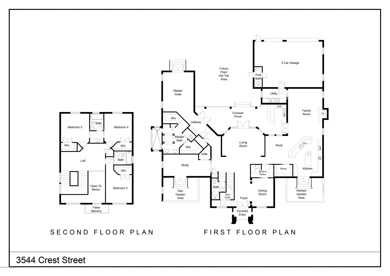 3544 CREST, ST AUGUSTINE, FLORIDA 32092, 4 Bedrooms Bedrooms, ,4 BathroomsBathrooms,Residential,For sale,CREST,1003076