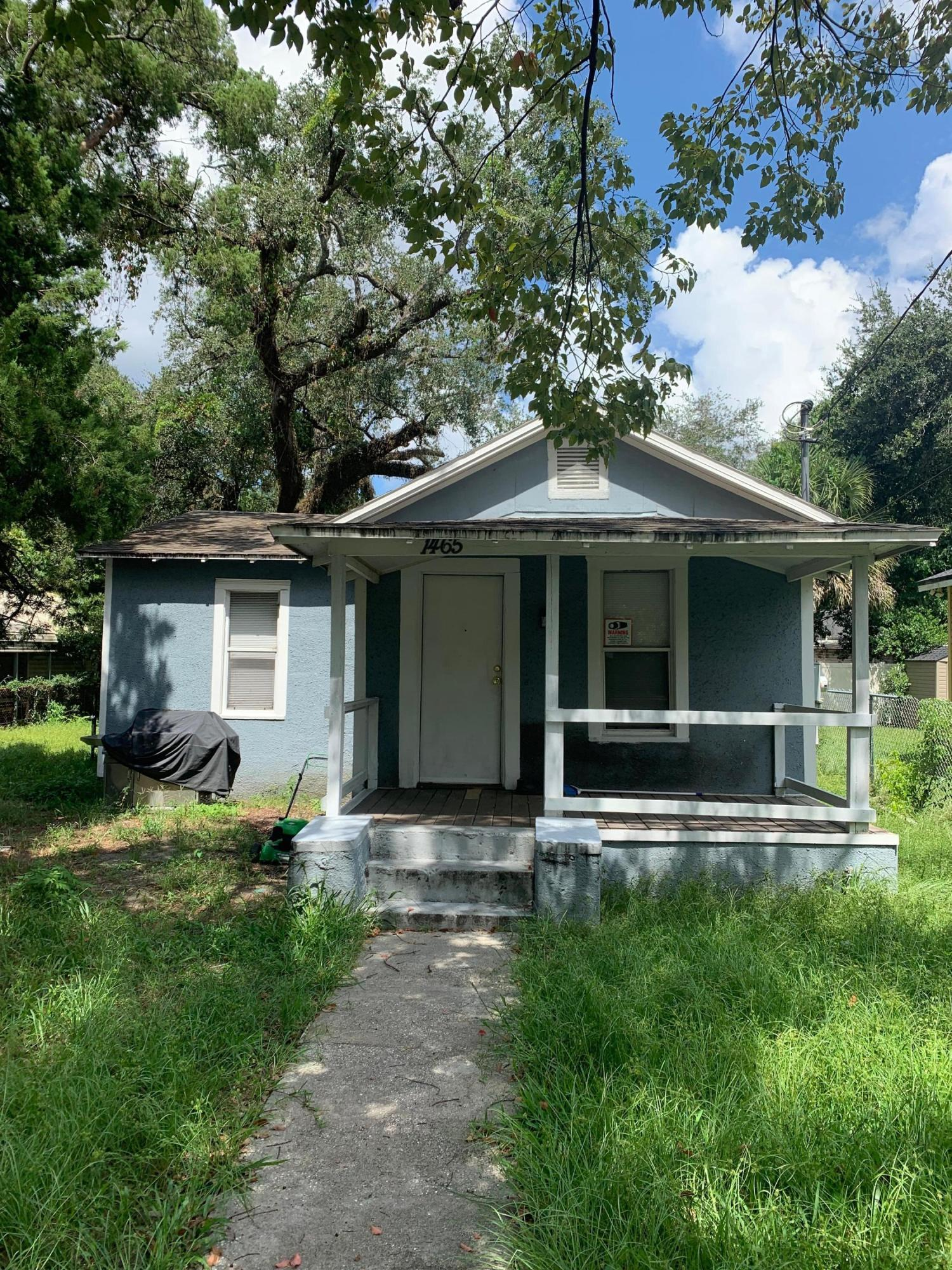 1465 15TH, JACKSONVILLE, FLORIDA 32206, 2 Bedrooms Bedrooms, ,1 BathroomBathrooms,Residential,For sale,15TH,1015140