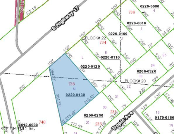 738 HIGHWAY 17- SATSUMA- FLORIDA 32189, ,Commercial,For sale,HIGHWAY 17,1020315