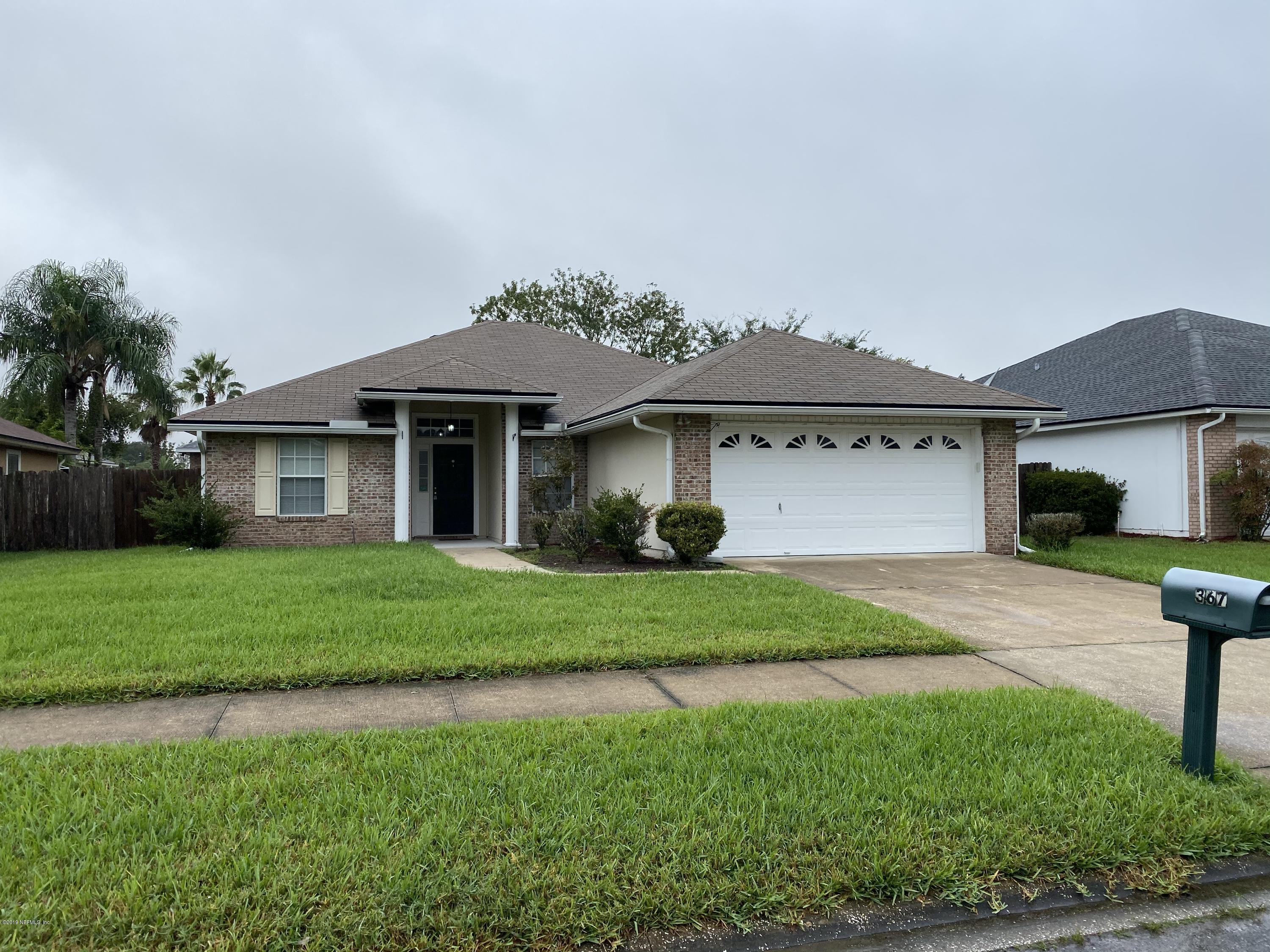 367 SUMMIT, ORANGE PARK, FLORIDA 32073, 3 Bedrooms Bedrooms, ,2 BathroomsBathrooms,Rental,For sale,SUMMIT,1020530