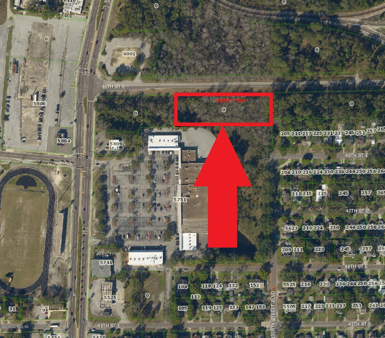 0 50TH, JACKSONVILLE, FLORIDA 32208, ,Vacant land,For sale,50TH,1021023