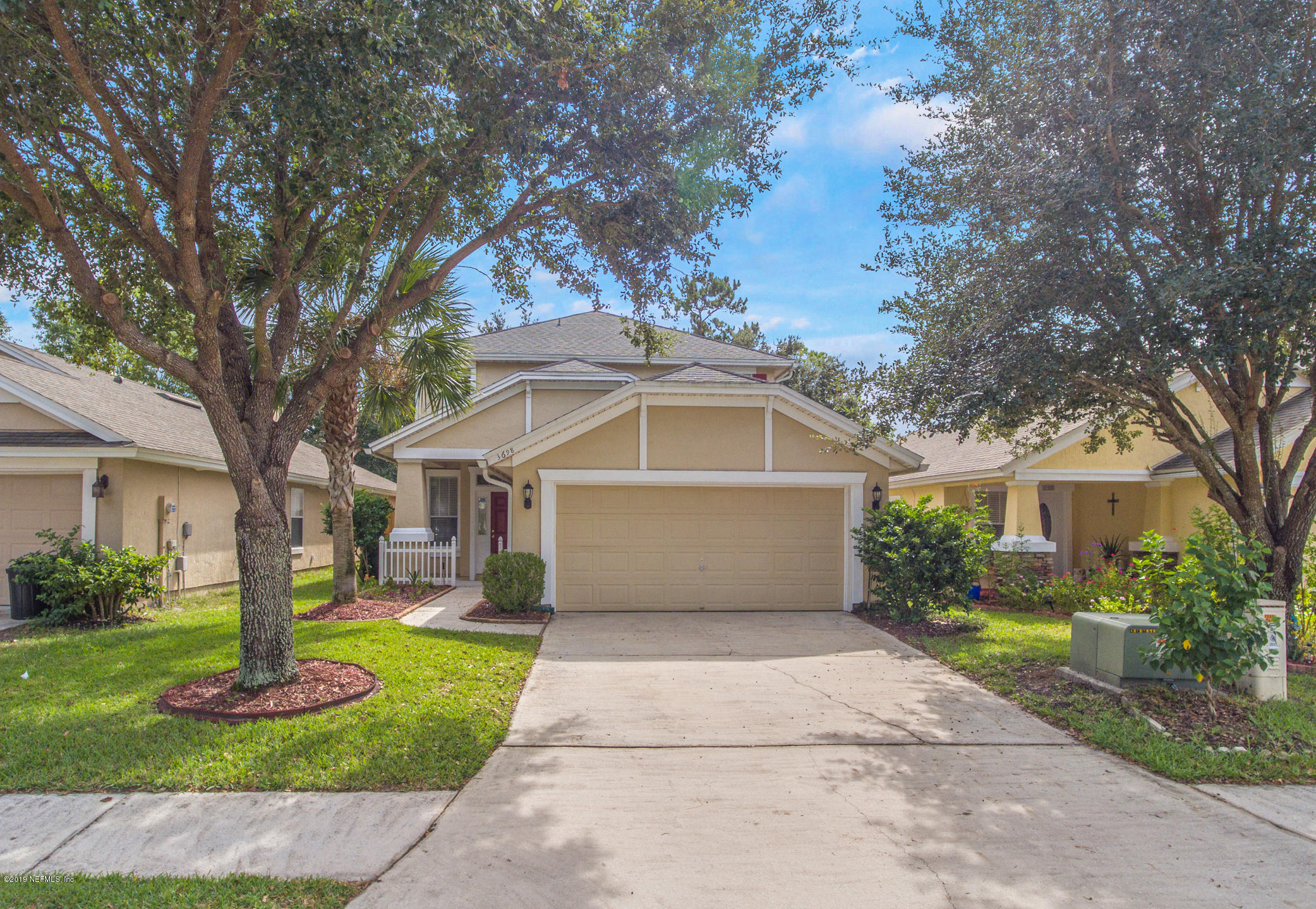 3698 SILVER BLUFF, ORANGE PARK, FLORIDA 32065, 3 Bedrooms Bedrooms, ,2 BathroomsBathrooms,Residential - single family,For sale,SILVER BLUFF,1021302