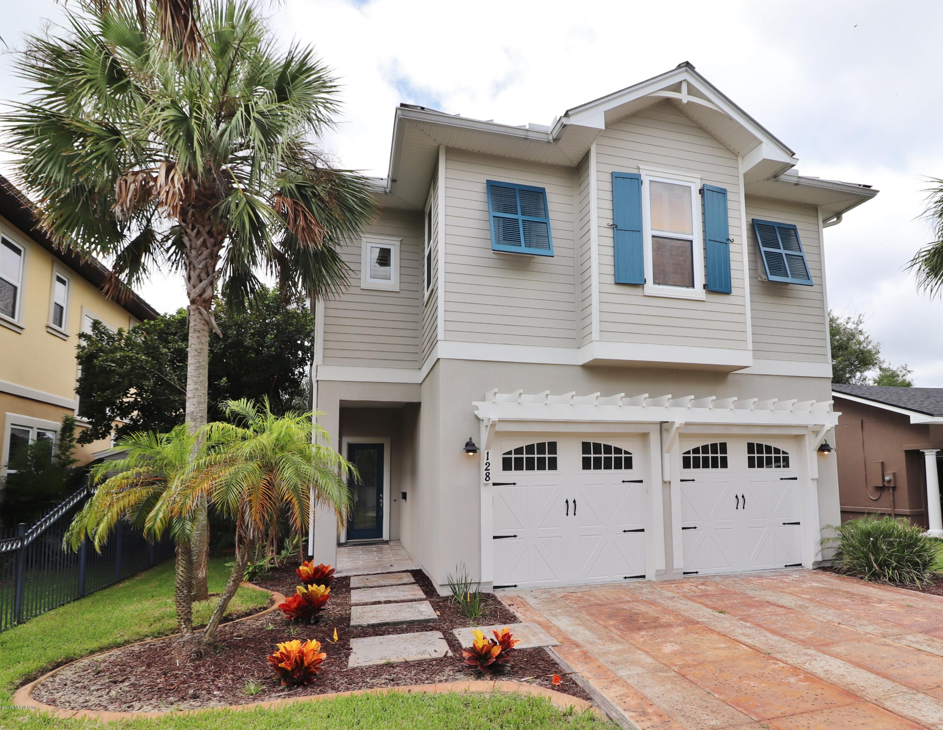 128 36TH, JACKSONVILLE BEACH, FLORIDA 32250, 5 Bedrooms Bedrooms, ,4 BathroomsBathrooms,Residential - single family,For sale,36TH,1021429