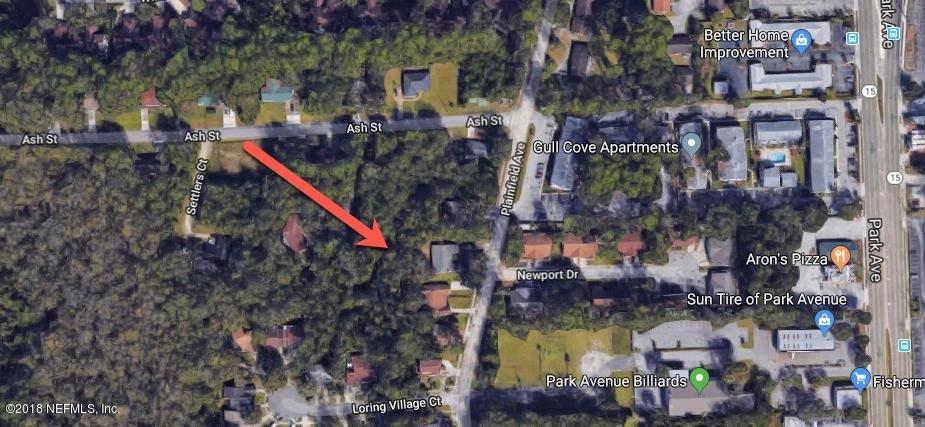 00 ASH, ORANGE PARK, FLORIDA 32073, ,Vacant land,For sale,ASH,1021438
